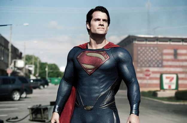 Man Of Steel Henry Cavill Kal_El