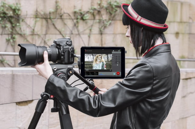 manfrotto digital director ipad pro update