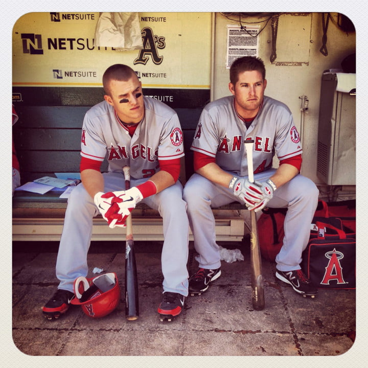baseball sports photographer brad mangin interview instagrams