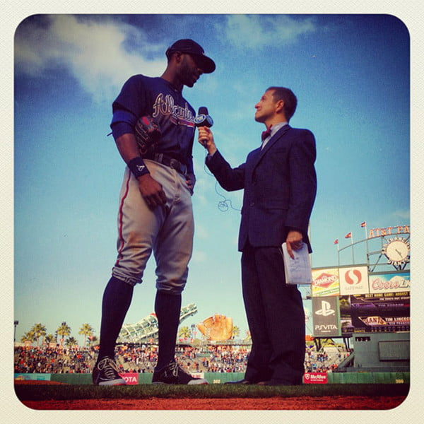 baseball sports photographer brad mangin interview instagrams heyward