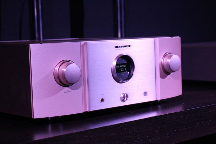 marantz premium series  reference hands on cables