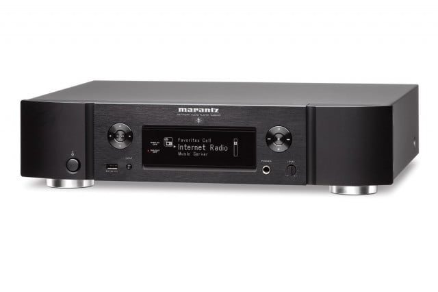 marantz completes audiophile trifecta new na  network audio player
