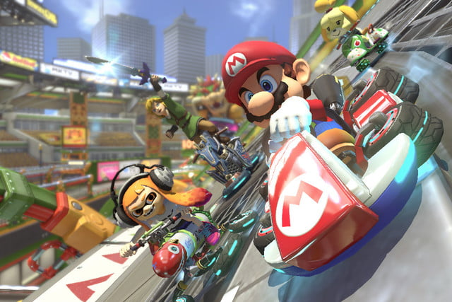 best new games of the month mario kart  deluxe header