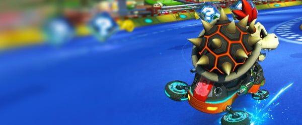 As manic as ever, 'Mario Kart 8 Deluxe' brings multiplayer mayhem to Switch owners