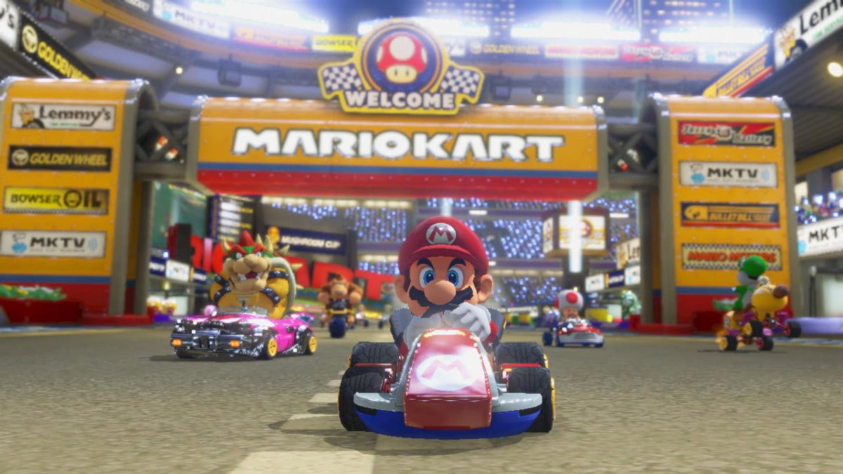 mario kart  guide getting started review