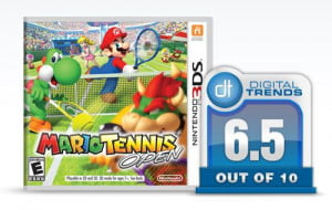 Mario Tennis Nintendo 3DS review