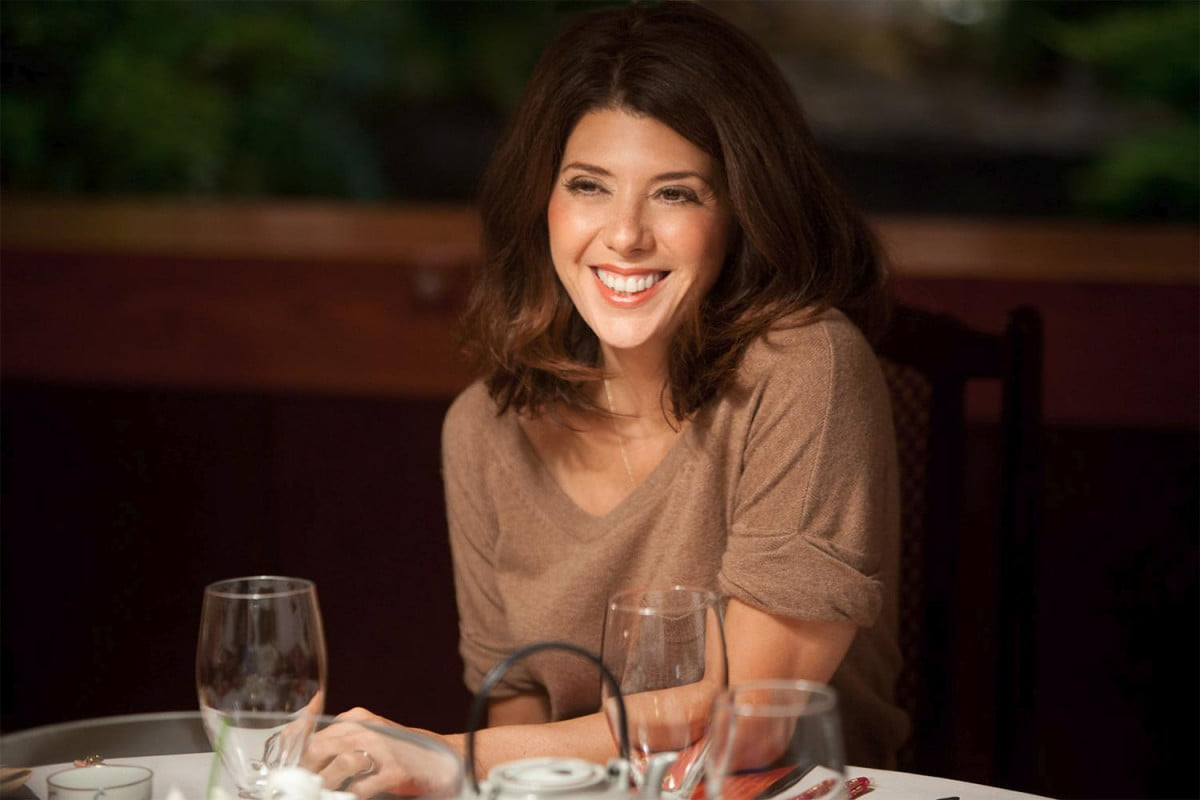 spider man casting marisa tomei aunt may