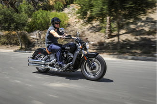 Mark Wahlberg, Indian Motorcycle, Sturgis