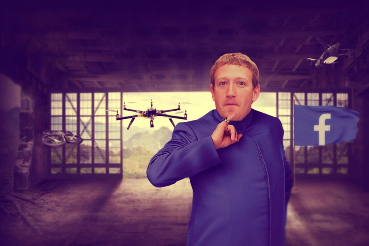 facebook to start testing wi fi drones next year mark zuckerberg internet laser for good or evil