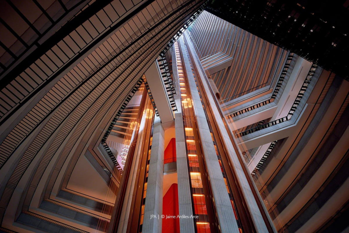 famous movie locations you can actually visit marriott marquis atlanta