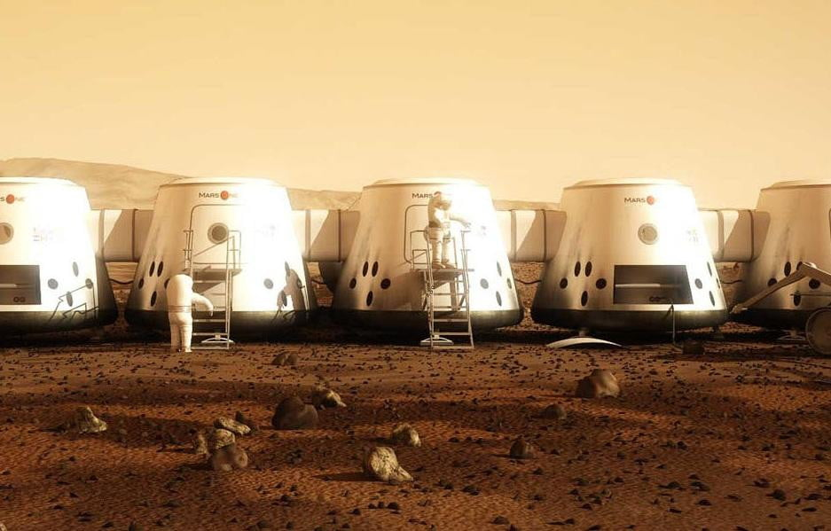 Mars One plans human colonization of Mars by April 2023 ...