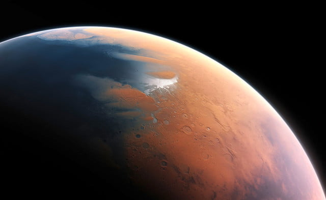 new evidence points to natural disasters that hit mars billions of years ago tsunamis header  x
