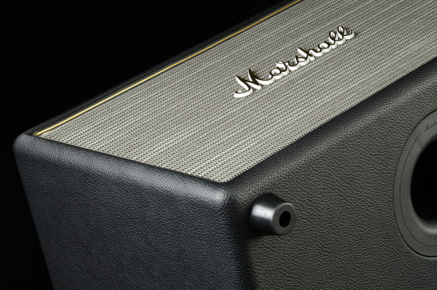 marshall hanwell speaker review bottom angle
