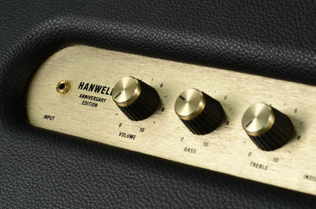 marshall hanwell speaker review controls