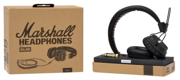marshall-major-review-black-packaging-box