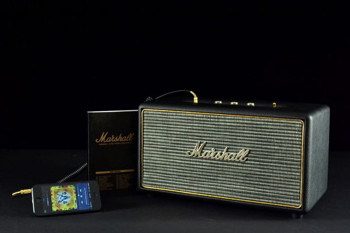 marshall stanmore review standmore bt speaker kit