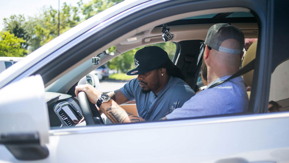 Get A Car With Uber >> Marshawn Lynch's Car of Choice is a '86 Honda Civic   Digital Trends