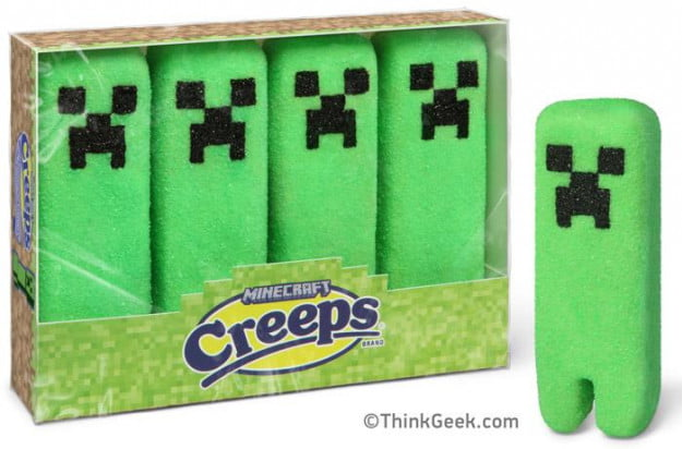 marshmallow creeps