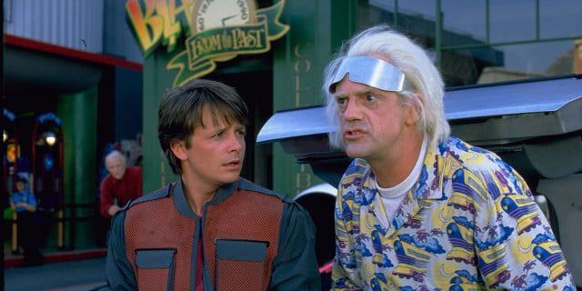 back to the future day marty mcfly spotify playlist and doc