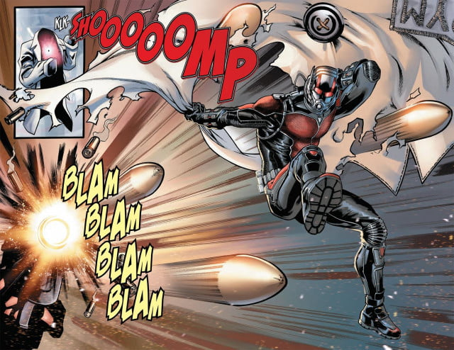 marvel ant-man prelude