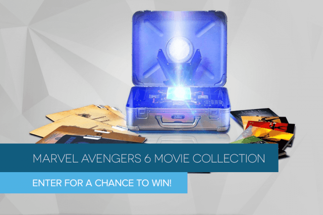 dt giveaway marvel avengers  movie collection