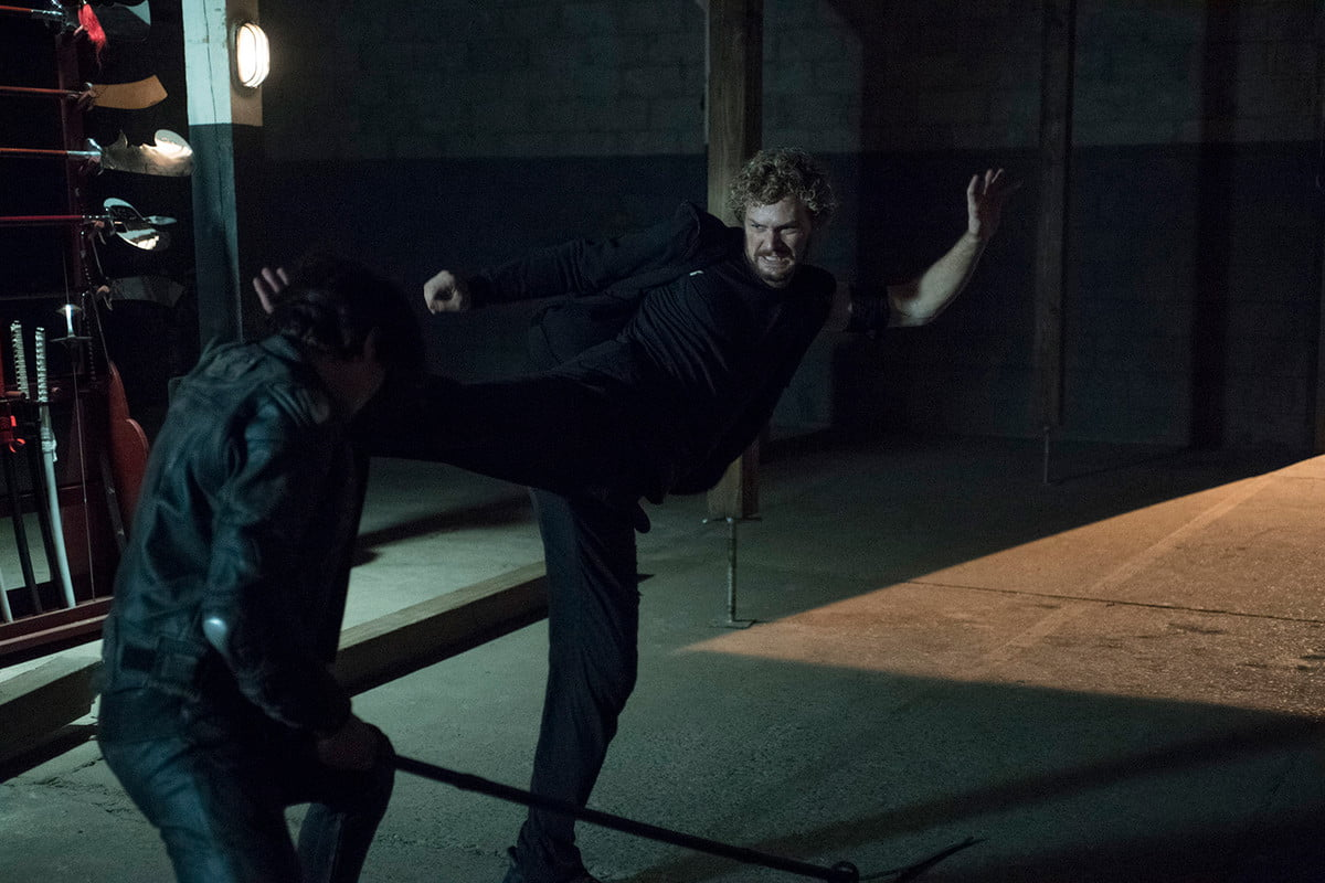 Marvel Iron Fist review