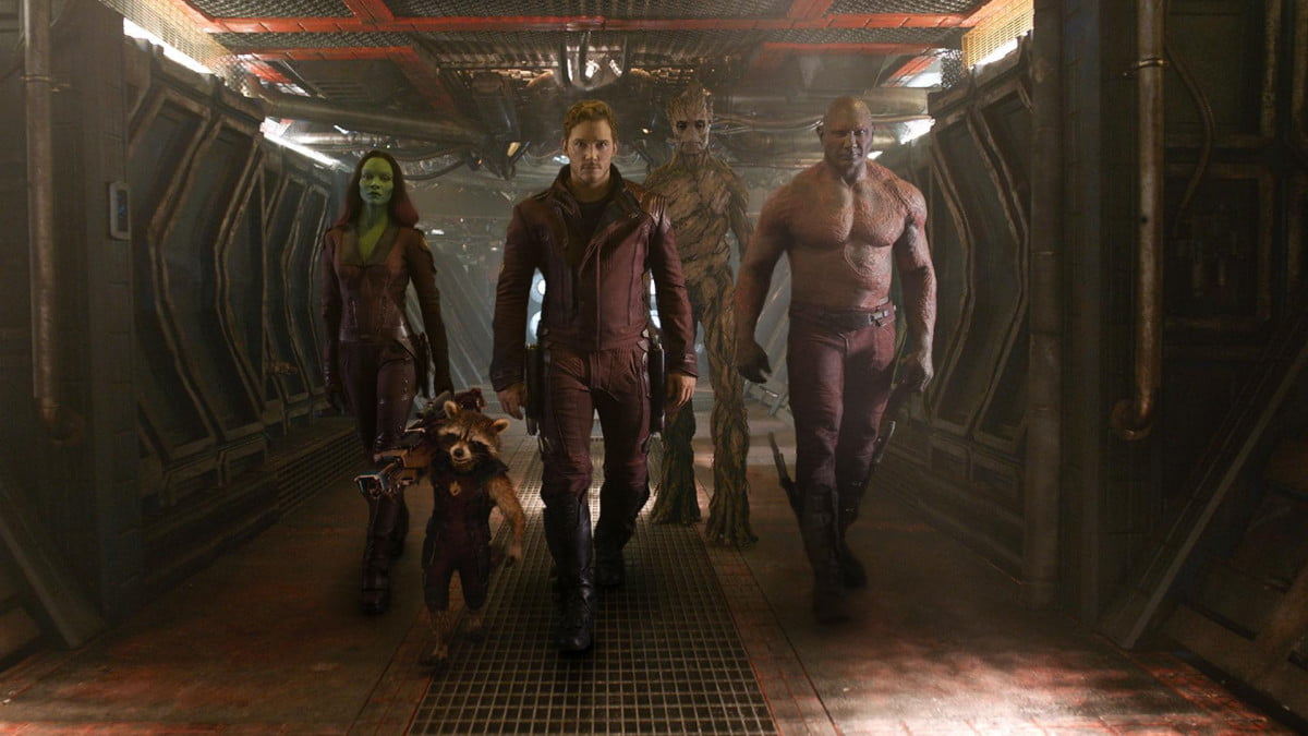 guardians galaxy director offers hints peter quills father marvel studios  of the