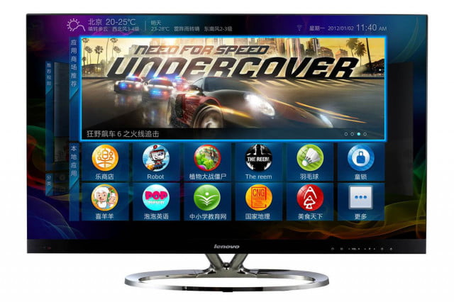 MARVELL LENOVO SMART TV S61