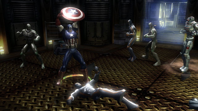marvel ultimate alliance nets remastered release for ps  xbox one pc marvelultimatealliancecap feat