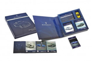 Maserati Classiche Spyder and GranSport Spyder collectables