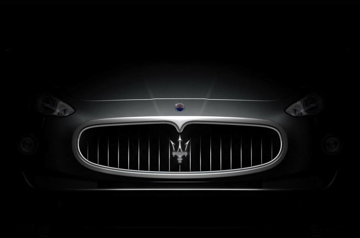 maserati gt concept unveiled geneva motor show front end