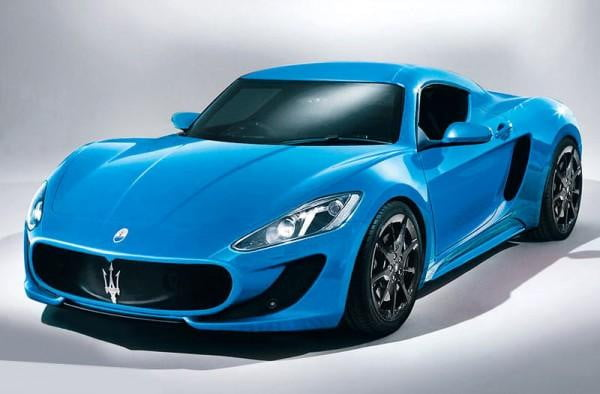 Maserati working on its own 911 killer?