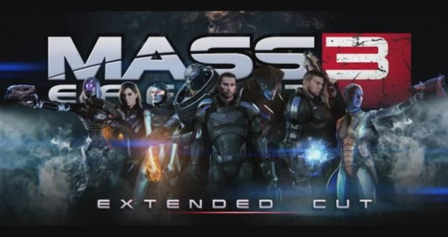 mass effect 3 wii u includes extended cut