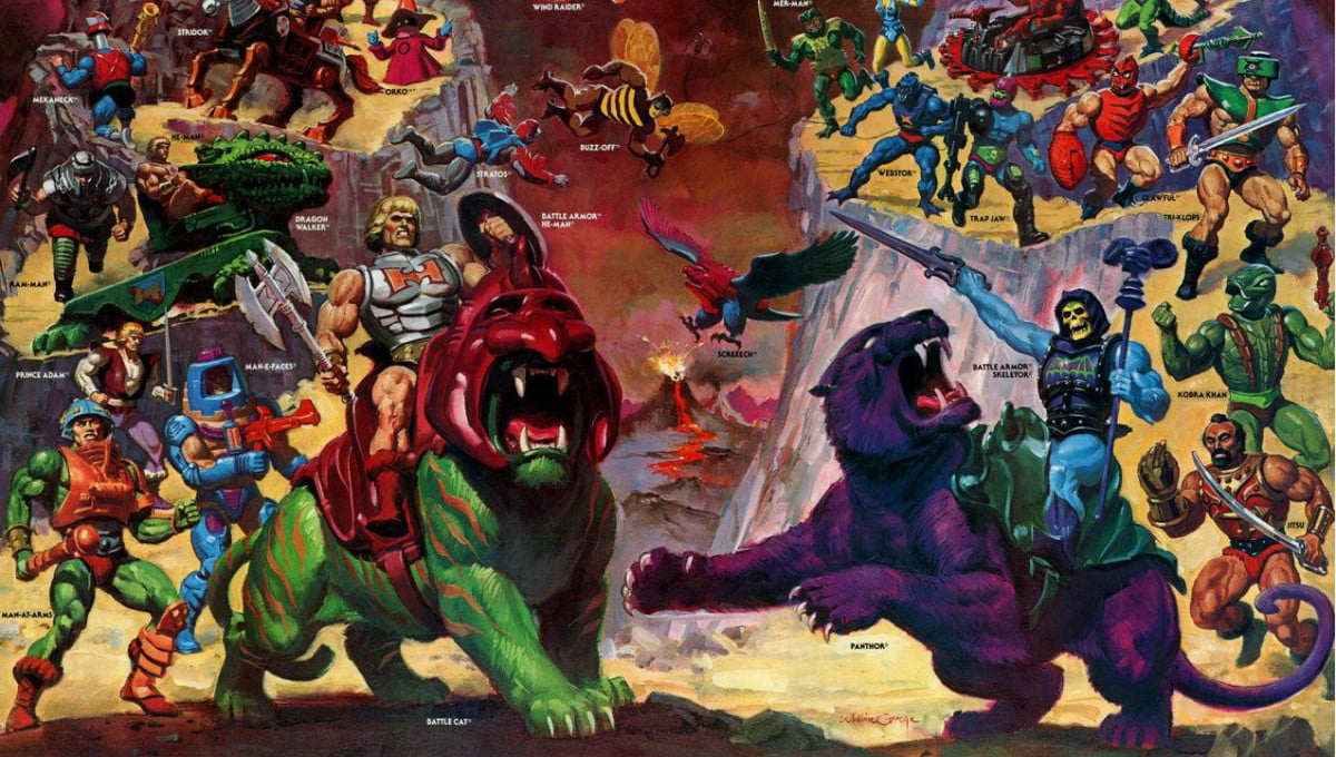 masters of the universe battle cat image