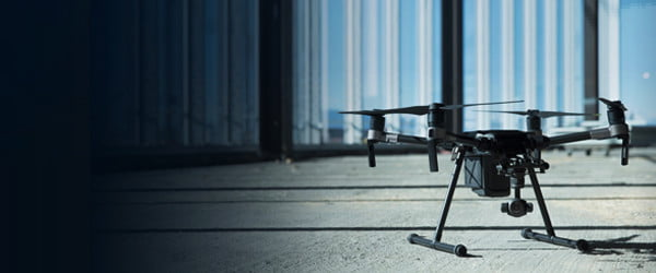 Weather warrior: DJI's new Matrice M200 drone can fly in rain or snow
