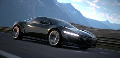 Acura NSX Concept in GT6