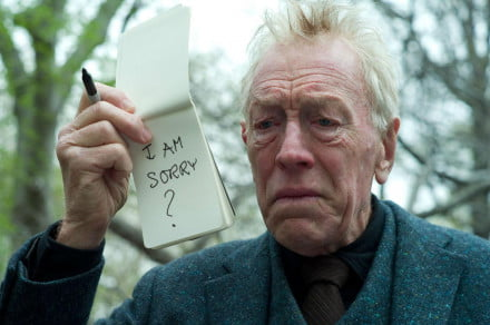 max von sydow extremely loud incredibly close