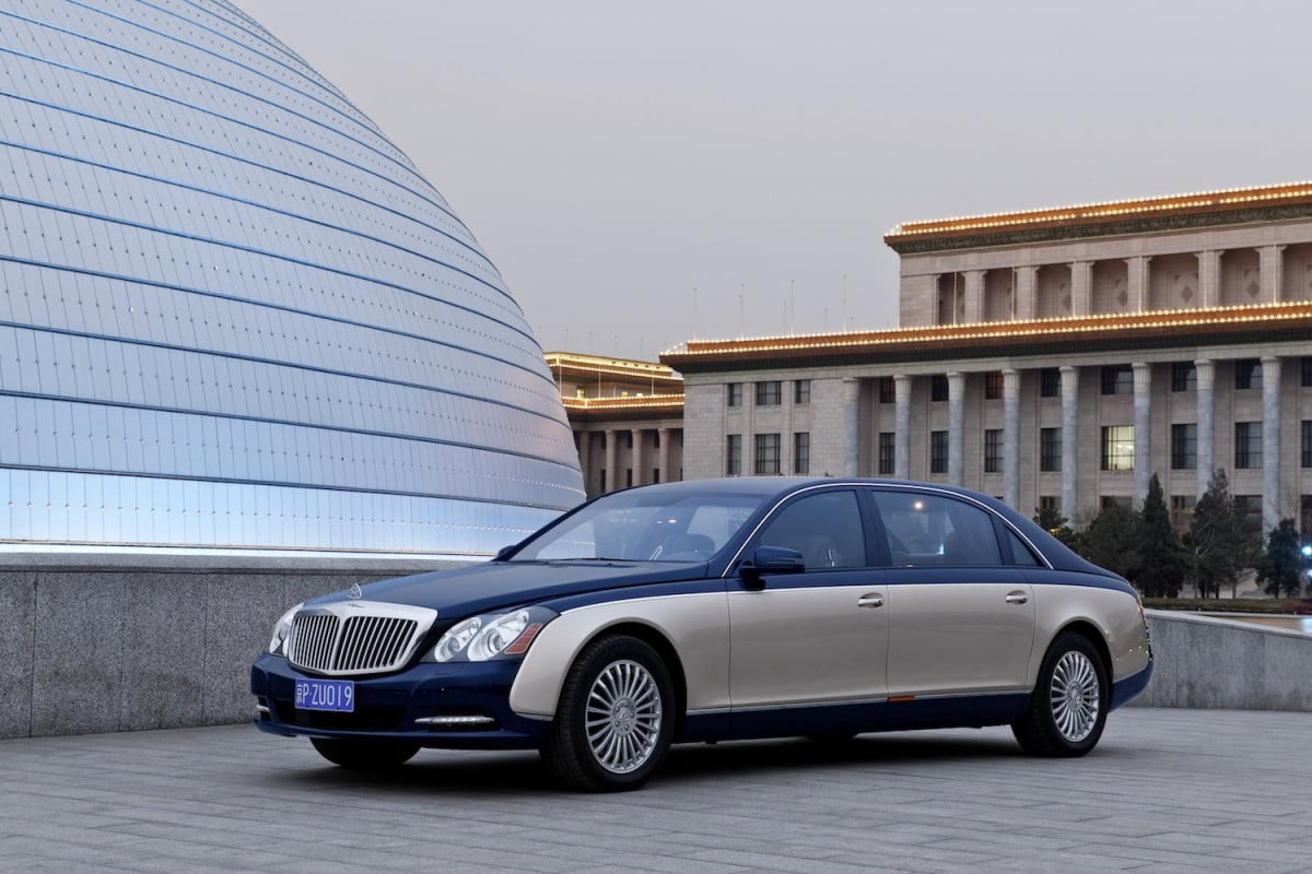 mercedes bringing maybach back billionaires everywhere rejoice