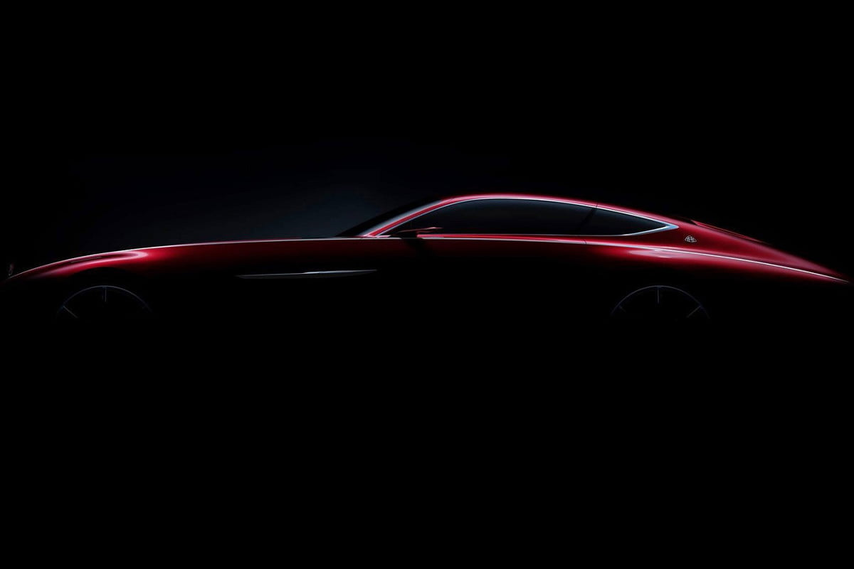mercedes maybach coupe news teaser rumors specs