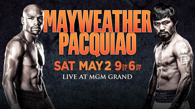 how to watch the mayweather pacquiao boxing match maypaqheader
