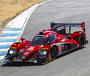 Mazda puts its money where its mouth is by supporting ambitious racing drivers