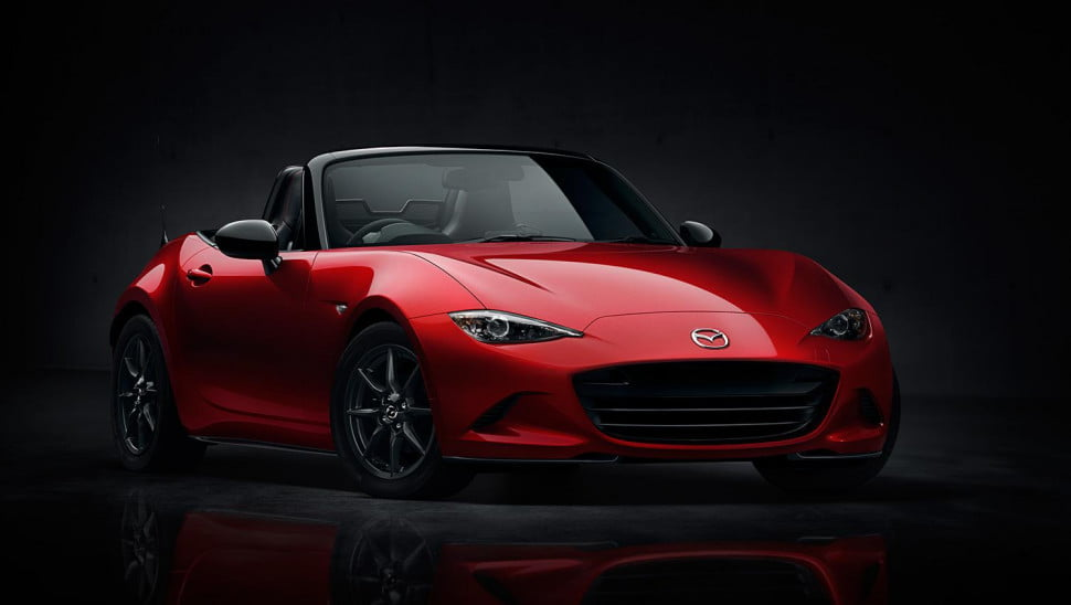 fiat planning  roadster based on mazda mx