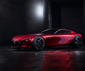 Mazda's famous rotary engines could return to give electric cars much-needed range
