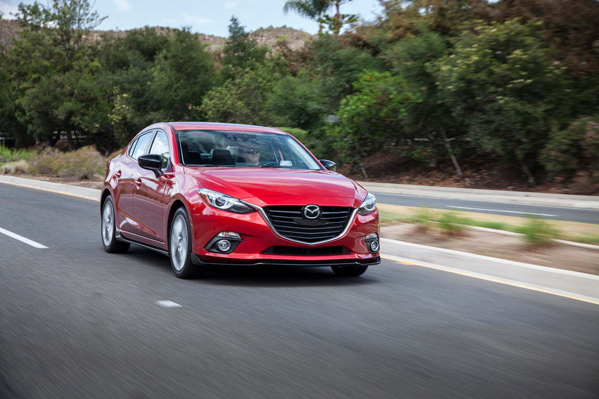 mazda  turbo news rumors specs performance sedan gall
