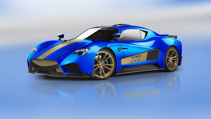 mazzanti evantra  news specs performance pictures