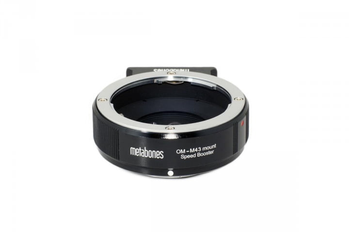 metabones to release micro four thirds adapter mb spom m  bm s