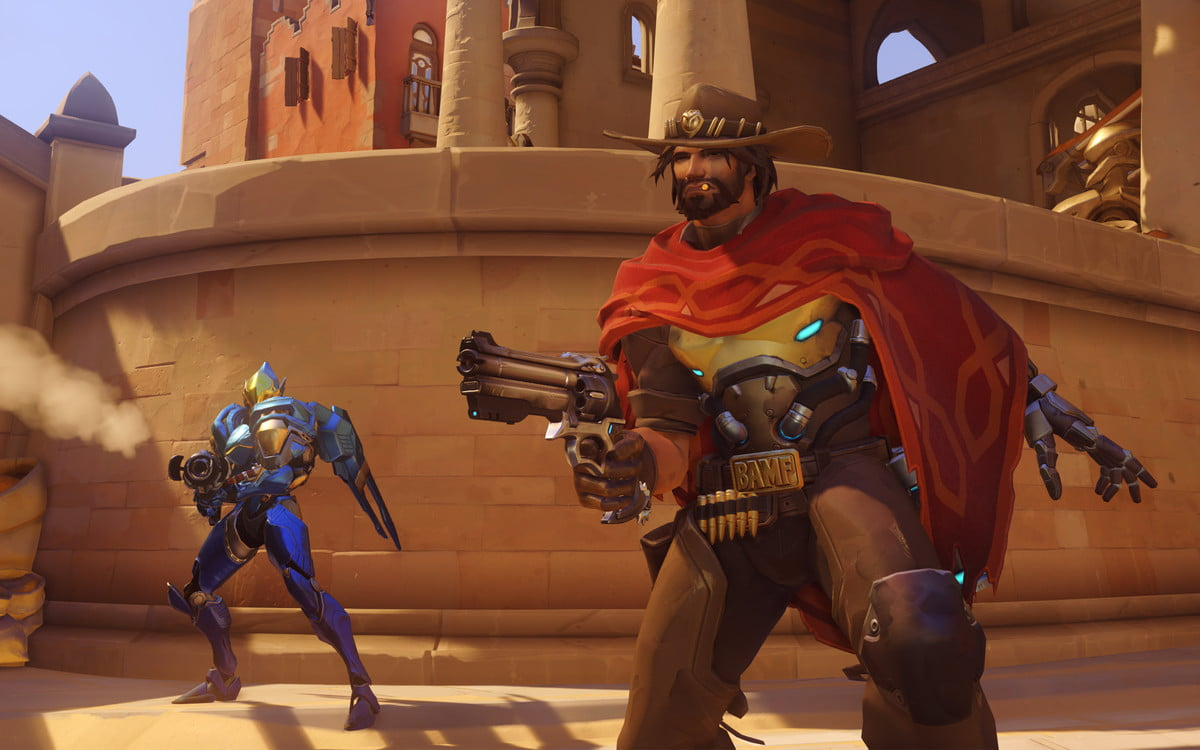 overwatch best team compositions builds mccree