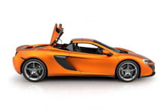 mclaren s spider review