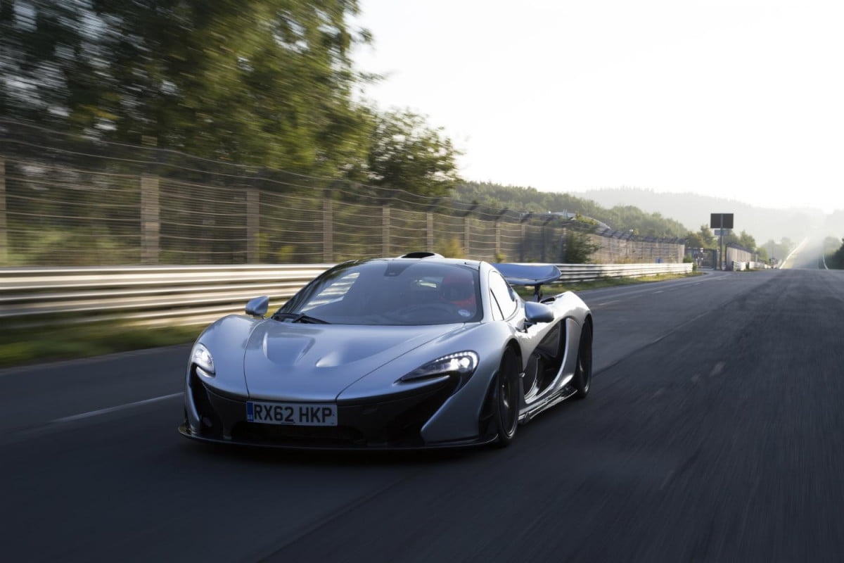 mclaren wont build an suv ceo says p
