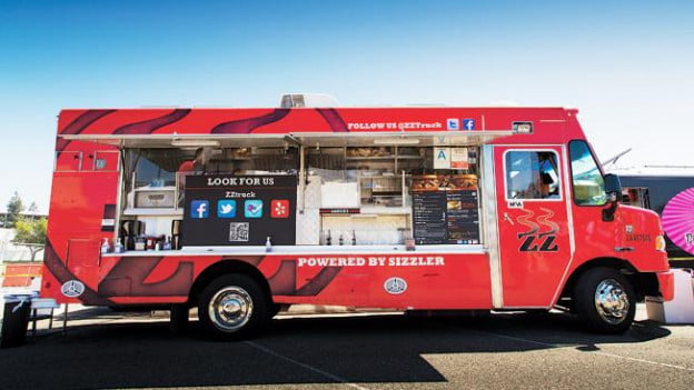 Meals on wheels Applebees, Taco Bell go mobile with roving restaurants